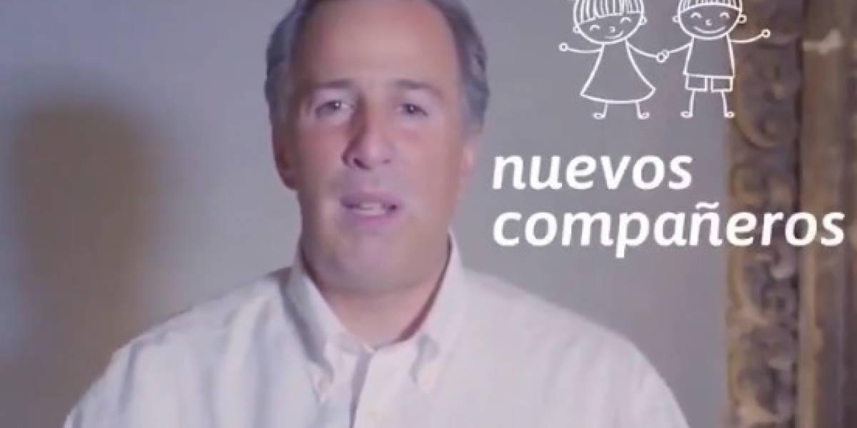 VIDEO: Meade desea feliz regreso a clases a millones de alumnos
