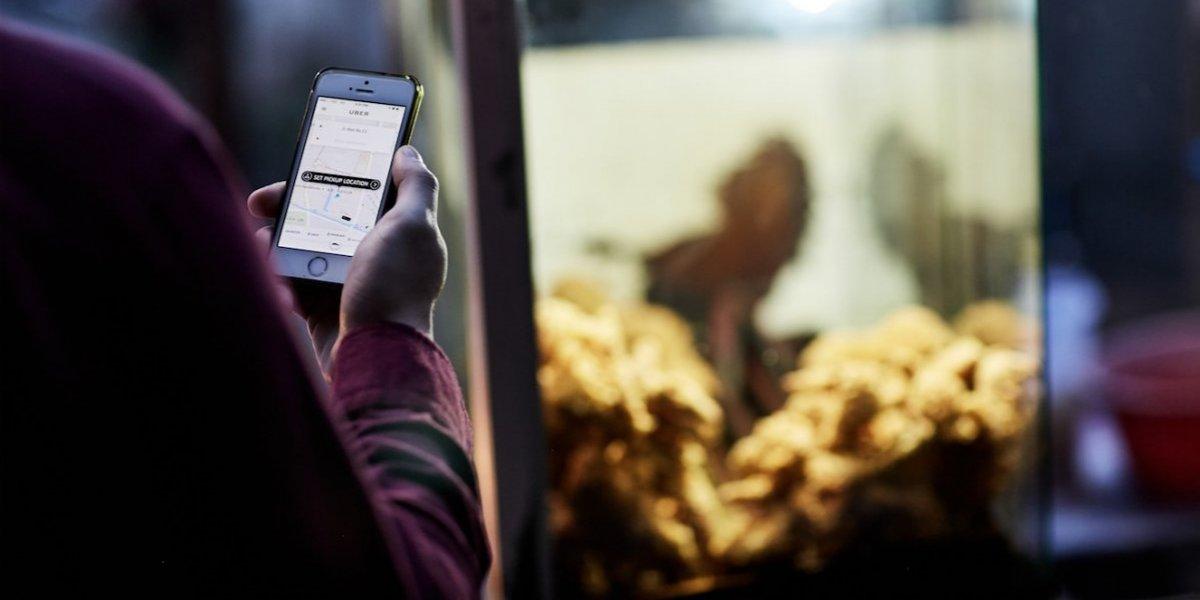Uber reclamará acceso a zonas turísticas
