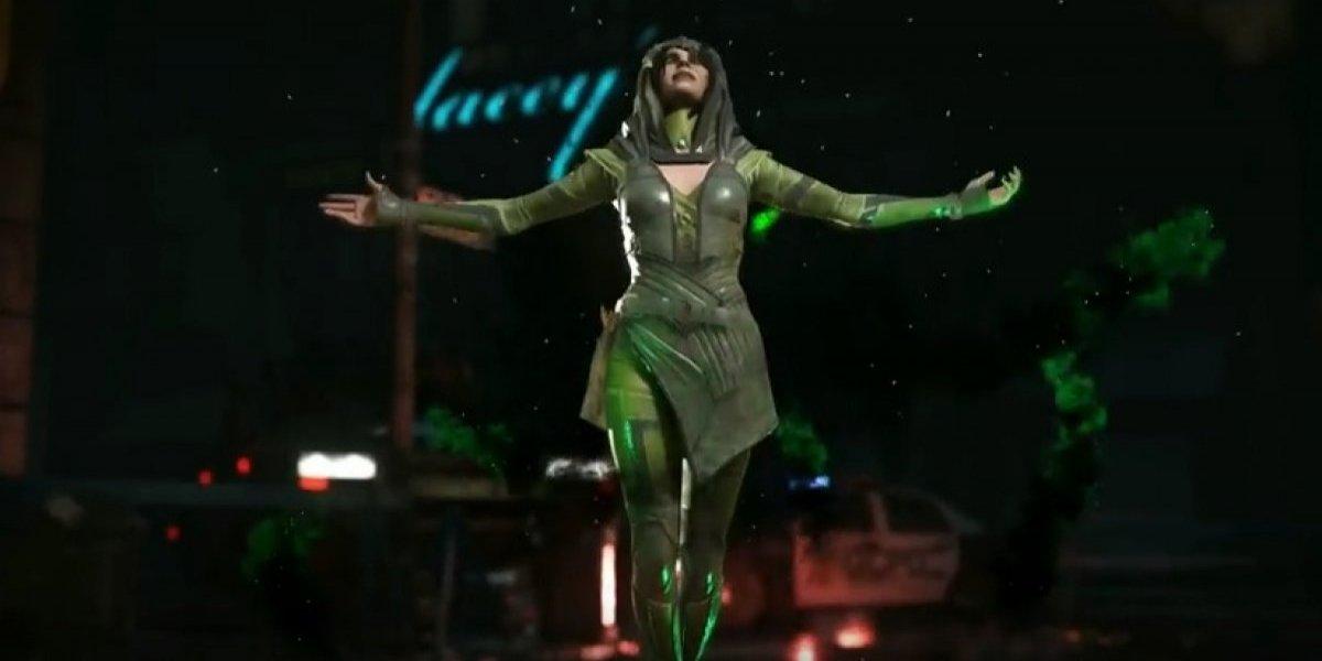 Llegará nuevo personaje a Injustice 2