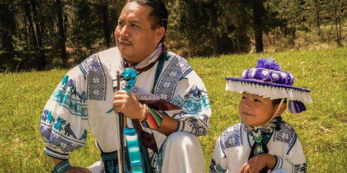 Yuawi, niño del Movimiento Naranja, fue abandonado a los tres años