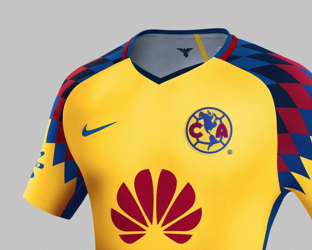 América tiene nuevo uniforme para el Clausura 2018