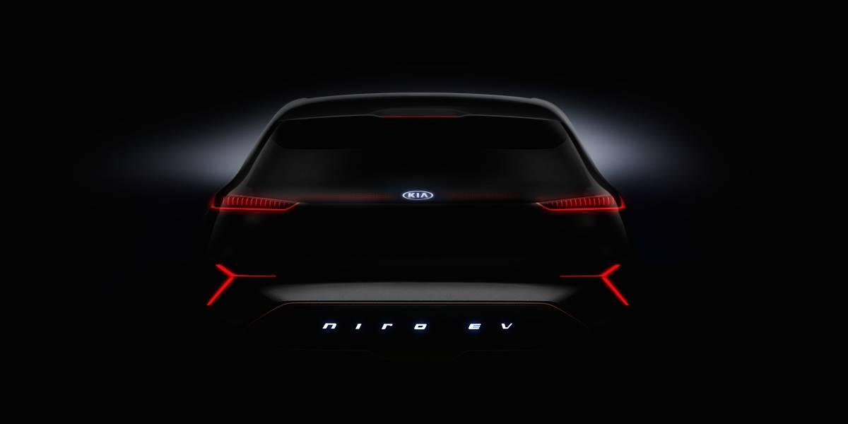 En Las Vegas, Kia revela su nuevo conceptual eléctrico