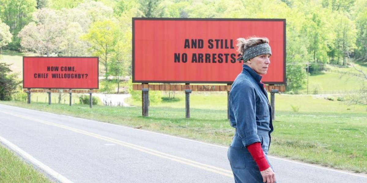 """Three Billboards Outside Ebbing, Missouri"" y ""Big Little Lies"", lo mejor del cine y la televisión en los Golden Globes"