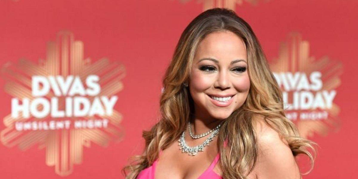 Tras la cirugía Mariah Carey presume su cuerpazo
