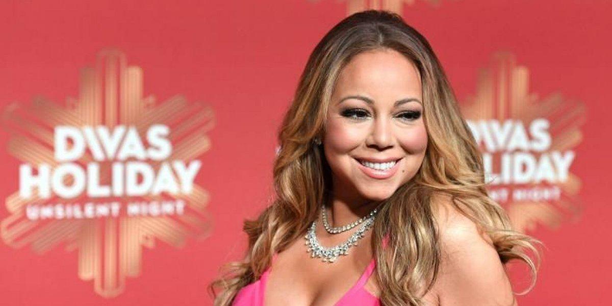 Mariah Carey regresa a los escenarios presumiendo nuevo y delgado cuerpazo