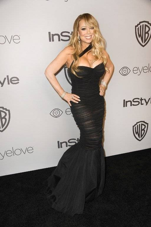 Mariah Carey Fotos: AFP
