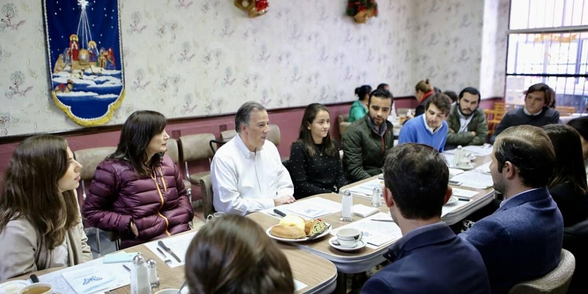 El turismo político es mal ejemplo para los jóvenes: Meade