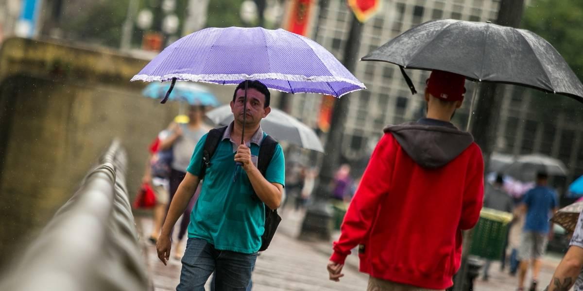 Previsão do Tempo: regime de secas pode acabar nesta quarta-feira em São Paulo