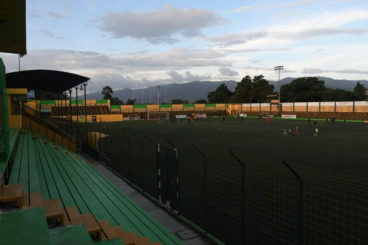 El Julio Armando Cóbar es la casa de Deportivo Petapa