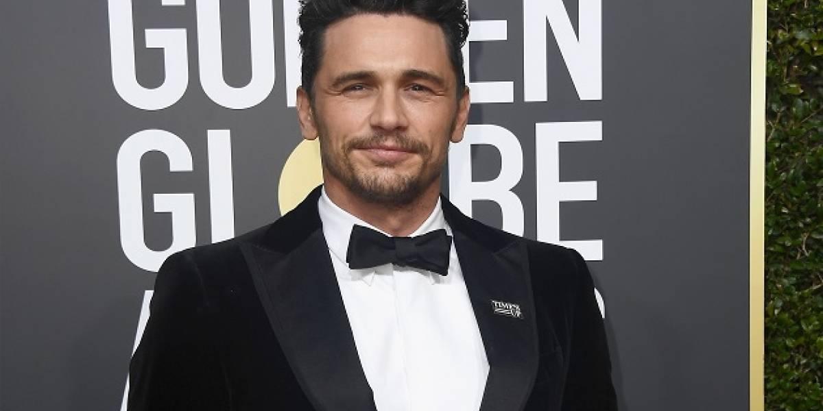 James Franco es acusado de acoso sexual tras su aparición en los Globos de Oro