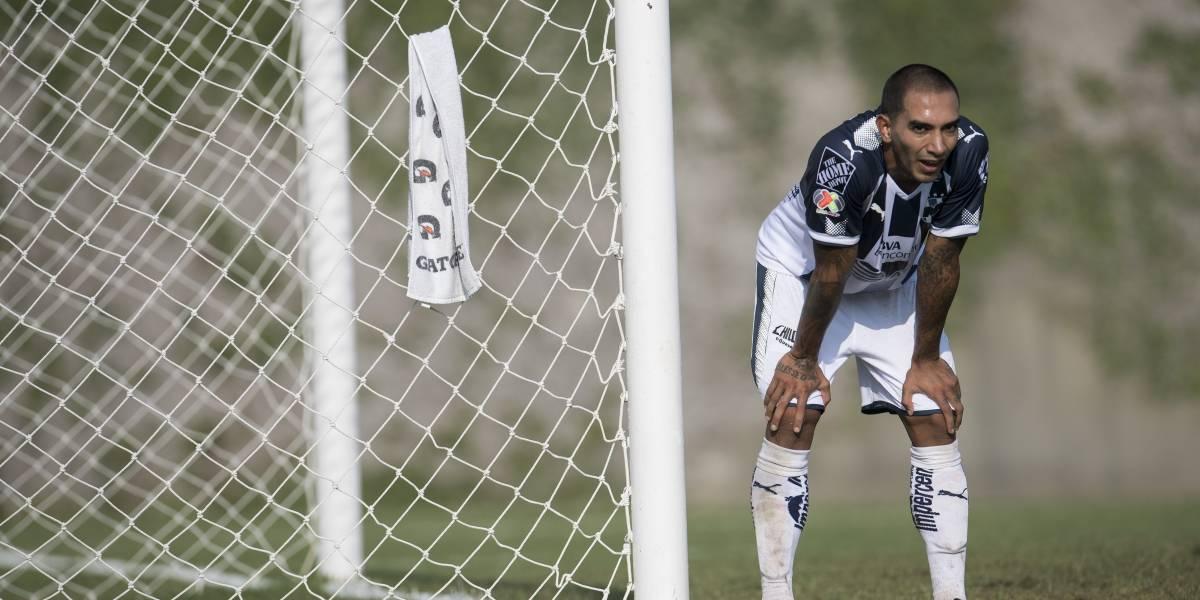 Edgar Castillo sale de Rayados
