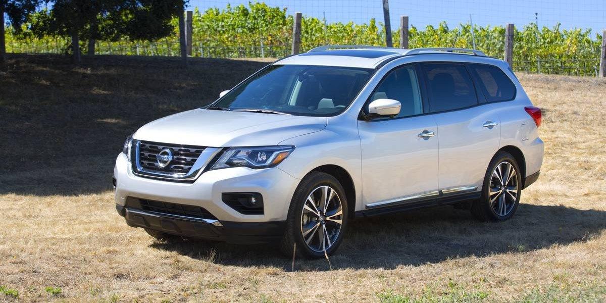 Llega la Nissan Pathfinder 2018 con nueva tecnología
