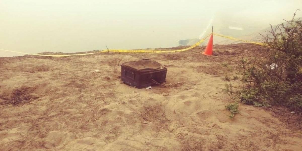 El macabro hallazgo que horrorizó a Perú: maleta en sitio eriazo ocultaba el más horrendo de los crímenes