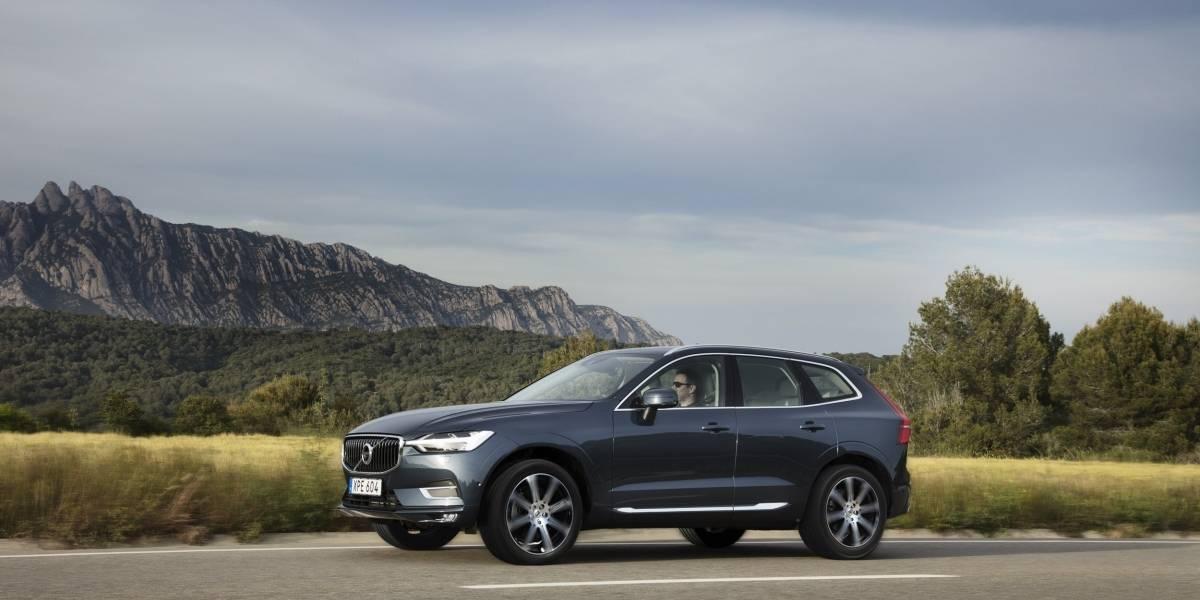 Volvo vuelve a lucirse en las mediciones de la EuroNCAP