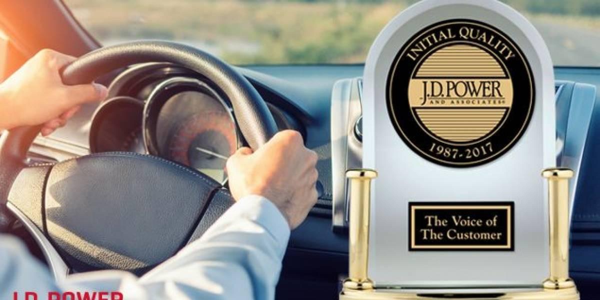Kia Motors sobresale en el estudio de calidad de J.D. Power