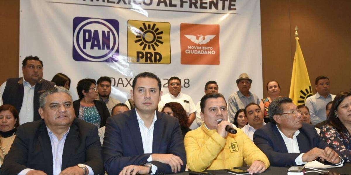 Frente respalda a Corral; exigen recursos bloqueados a Chihuahua