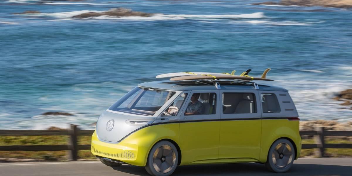 Volkswagen y Nvidia trabajan en la nueva generación de vehículos autónomos