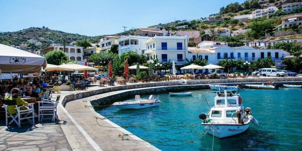 A ilha grega que guarda o segredo da longa vida
