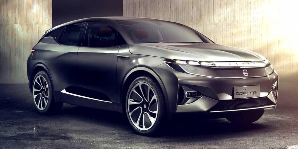 Byton presenta a su primer automóvil inteligente