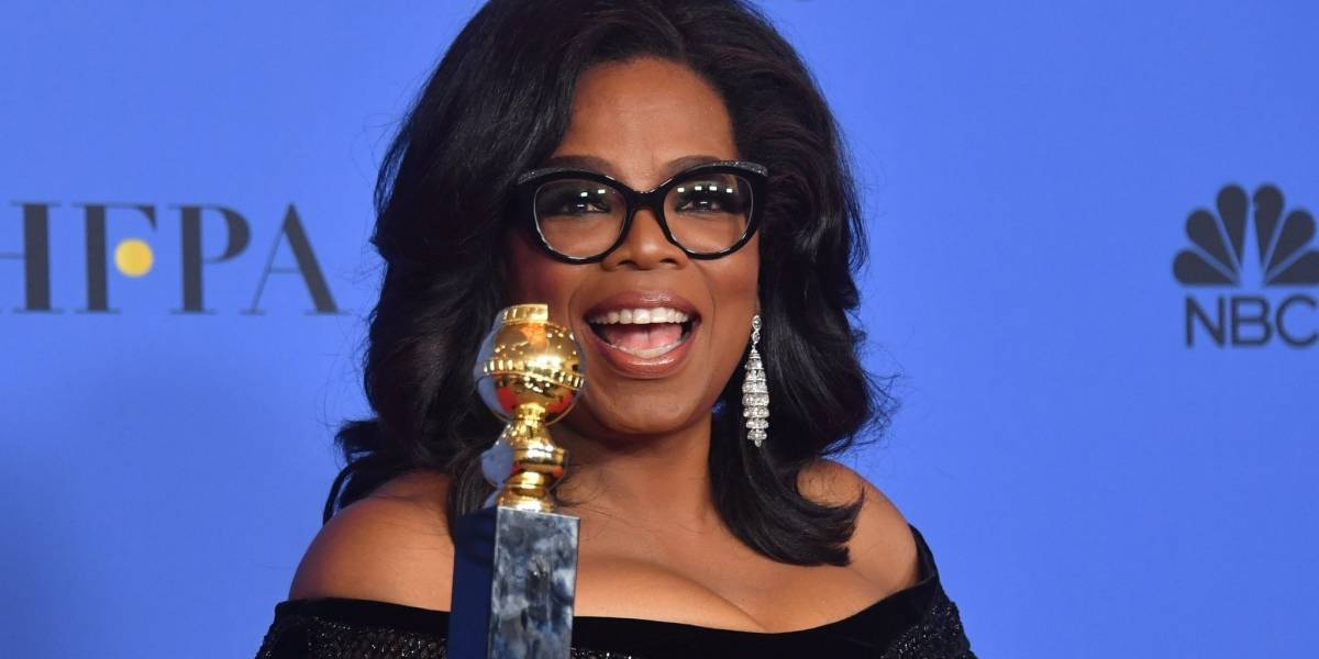 Oprah, a menina pobre abusada por parentes que virou bilionária e muitos querem na Casa Branca