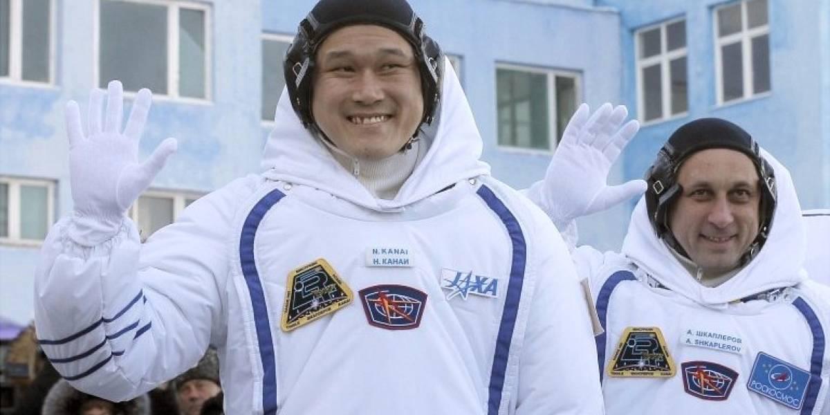 Astronauta japonês cresce 9 cm em três semanas na Estação Espacial - e está preocupado