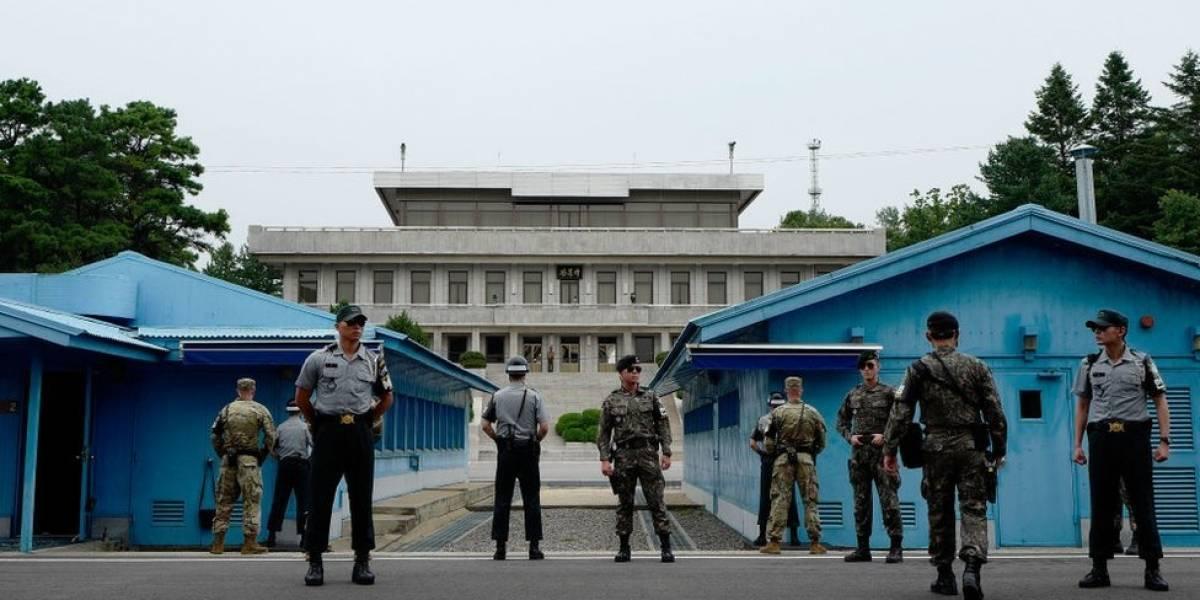 """Como é Panmunjom, o """"lugar mais tenso do mundo"""", onde as duas Coreias estão conversando"""