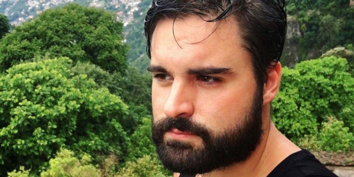 Aldo Guerra afirmó que sus fotos desnudo fueron filtradas a Internet