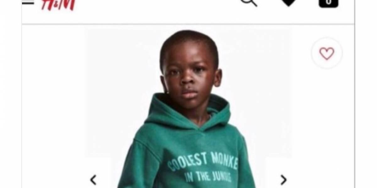 """""""El mono más genial en la jungla"""": el """"repugnante y vergonzoso"""" anuncio por el que H&M tuvo que salir a pedir disculpas"""