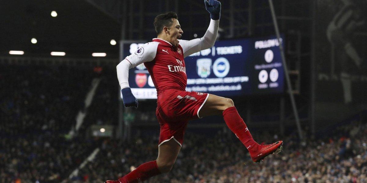 Arsene Wenger revela la razón por la que aún no deciden vender a Alexis Sánchez