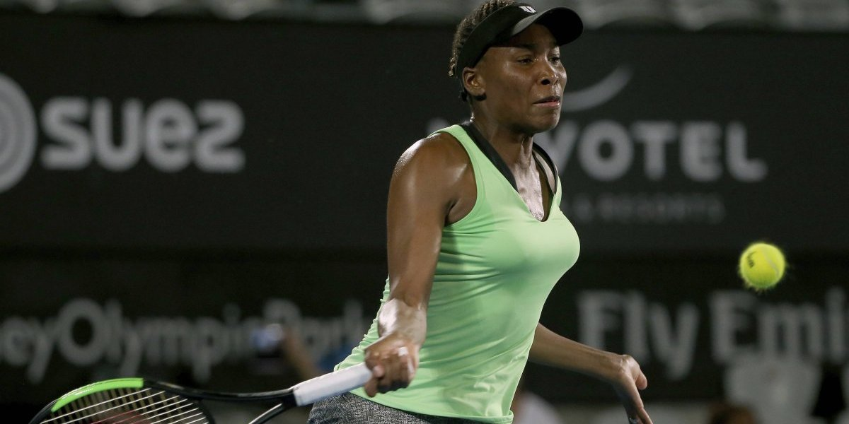 Angelique Kerber derrota a Venus Williams en torneo de Sydney