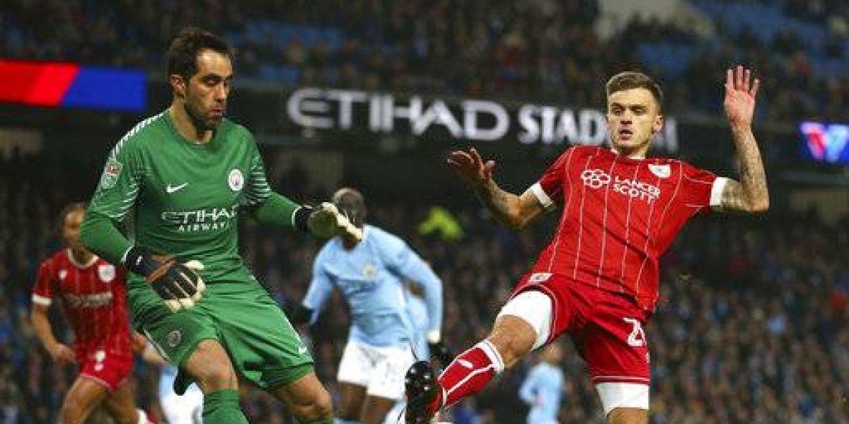 Minuto a minuto: Con Bravo titular, el City iguala con el Bristol City en las semis de la Copa de la Liga