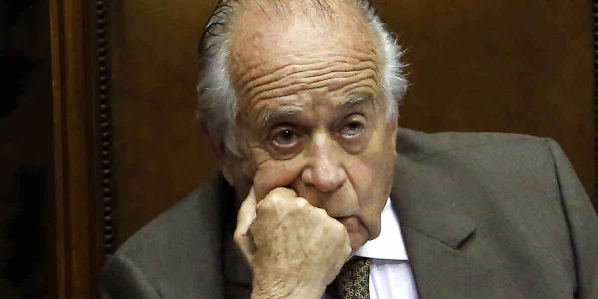 Cámara aprueba nombramiento de Andrés Zaldívar para el Consejo de Asignaciones Parlamentarias