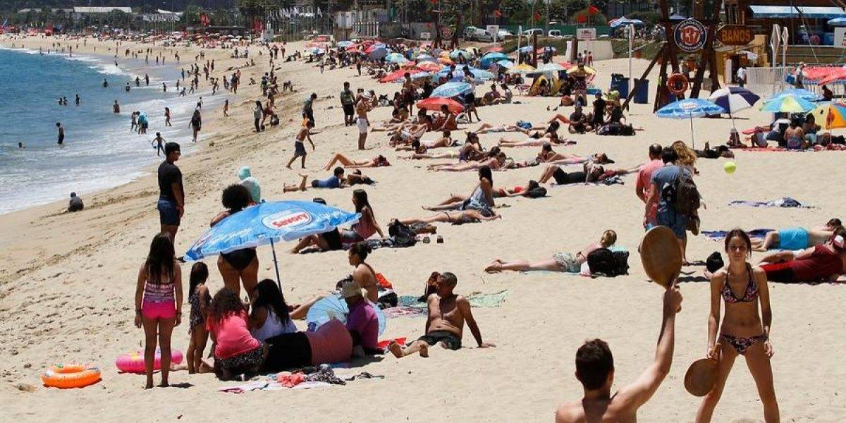 ¿Es la época ideal? Febrero es el mes preferido de los chilenos para tomar vacaciones