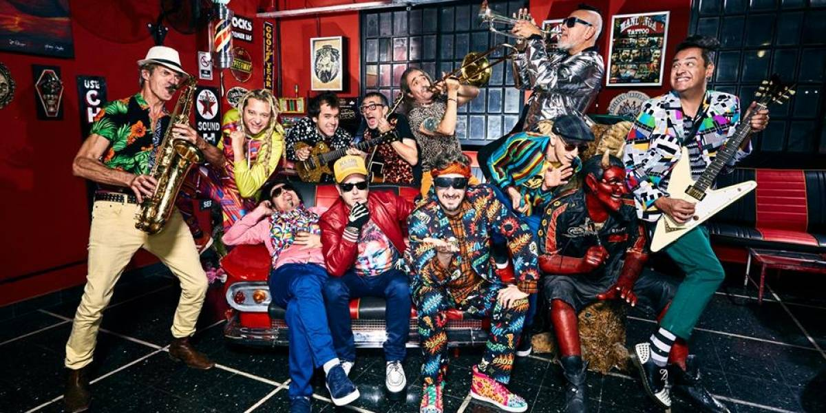 Rock X la Vida tendrá fiesta con Los Auténticos Decadentes en GDL