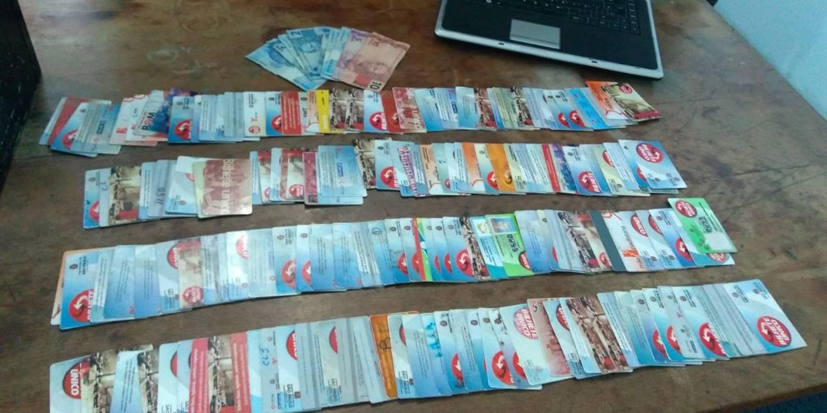 Vendedor de bilhetes de transporte fraudados é preso na zona leste de São Paulo
