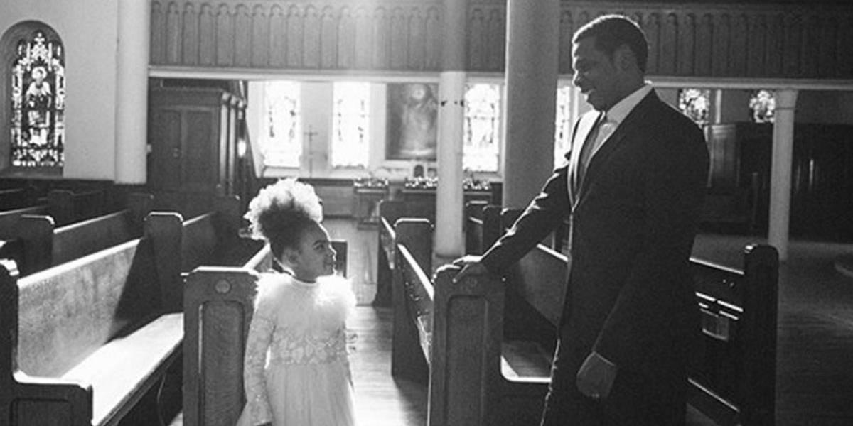Jay-Z lança animação da filha Blue Ivy mandando um rap; veja trecho