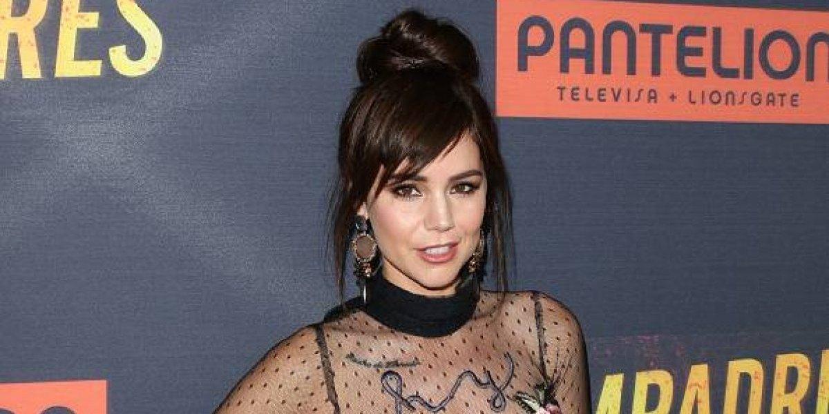 VIDEO. Camila Sodi sorprende a fans cantando pero la comparan con Thalia