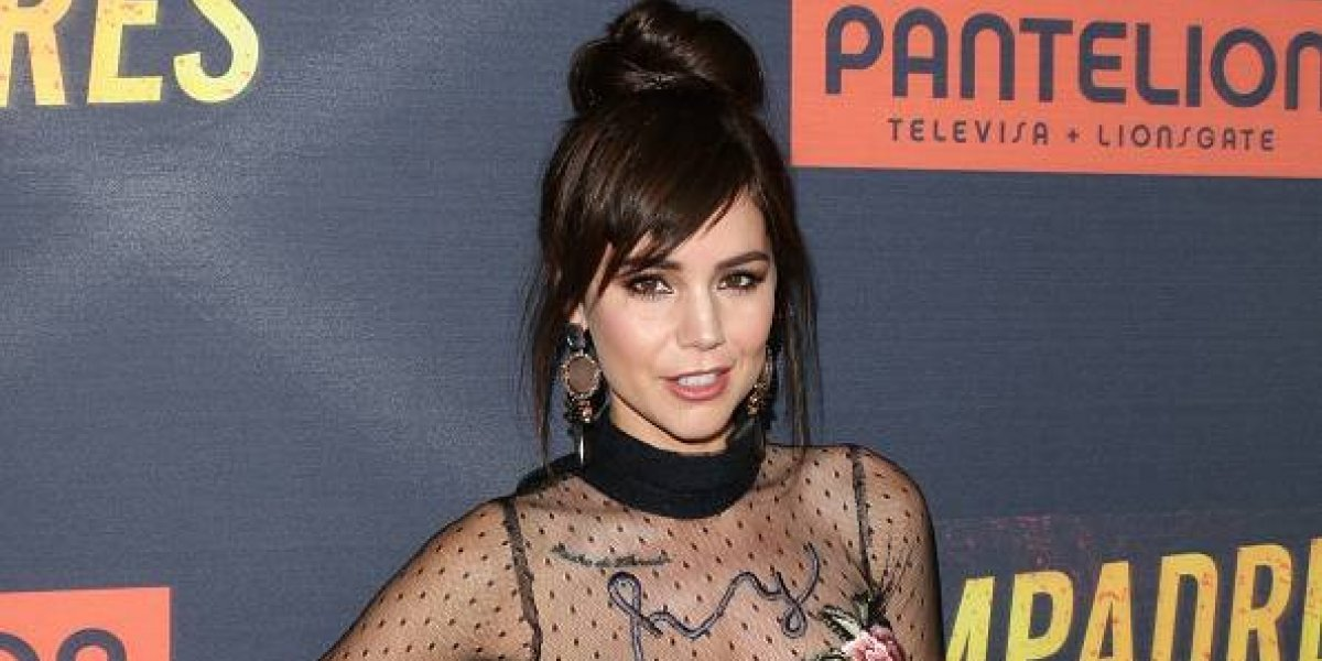 Camila Sodi comparte sugestiva y sexy foto al estilo Kardashian