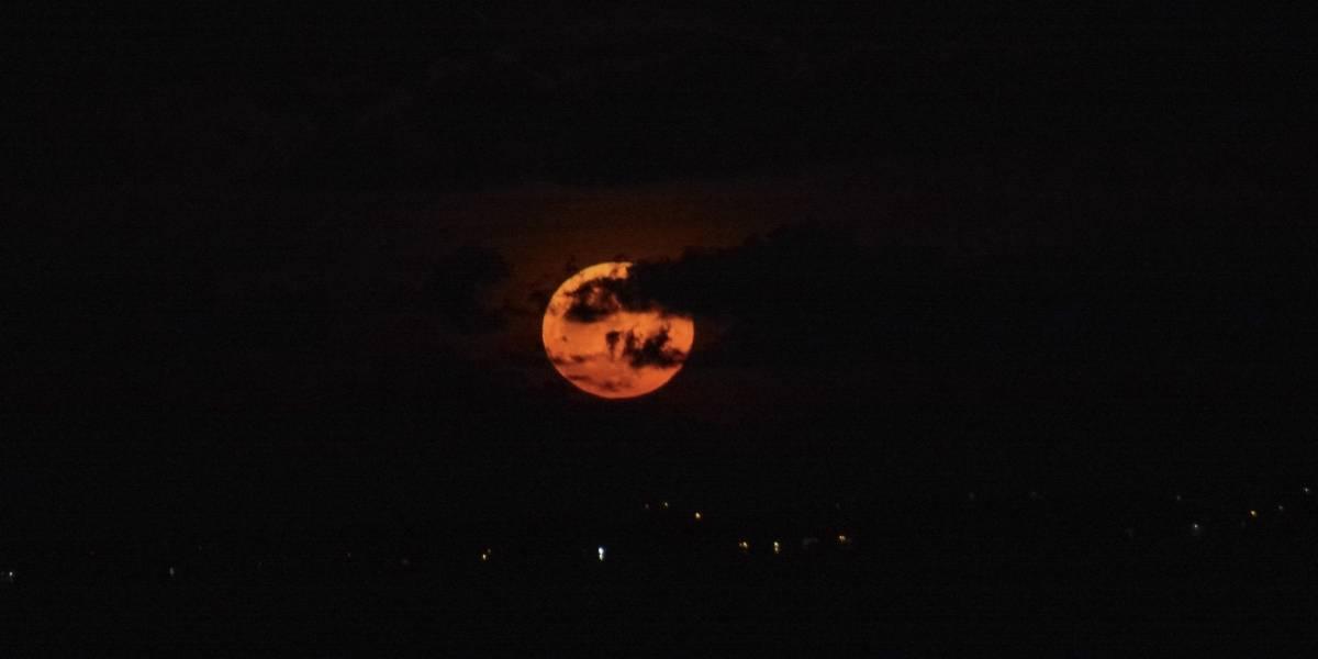 Próximo 31 de enero habrá eclipse de súper luna azul de sangre