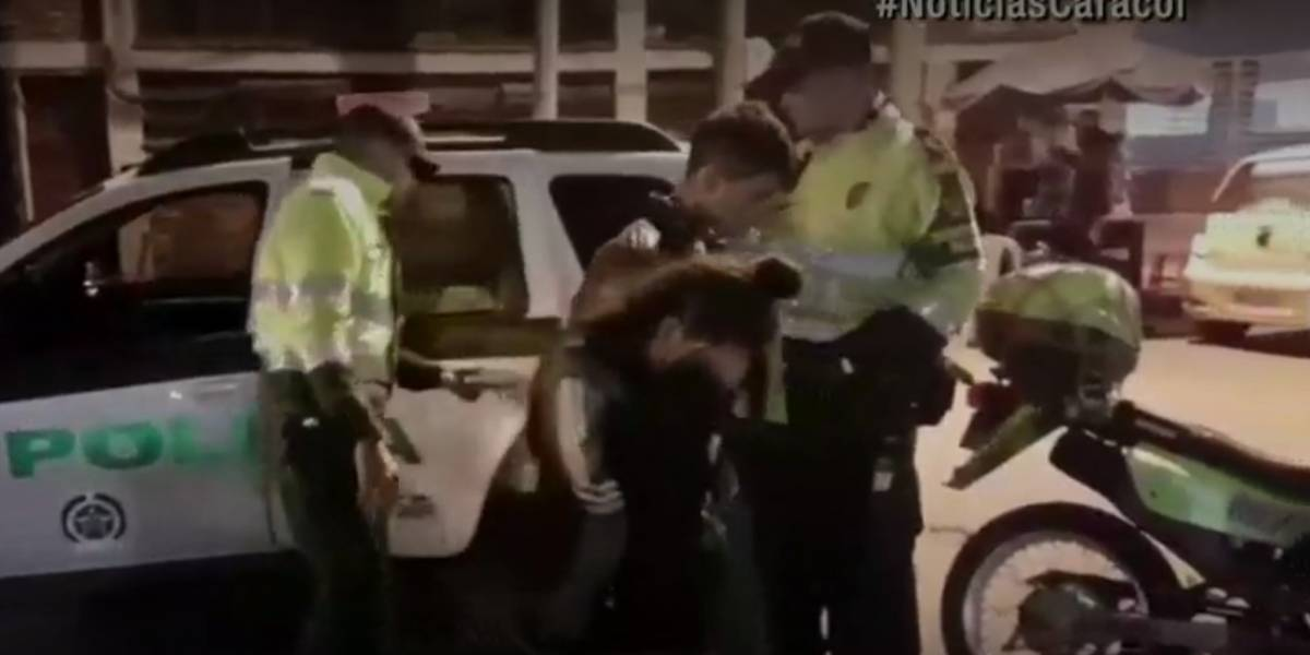 Mujer con casa por cárcel participó en el robo de un TM que dejó malherido a un usuario