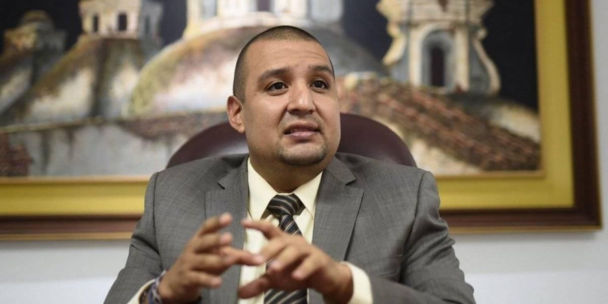 Solórzano Foppa confirma que no participará en las elecciones