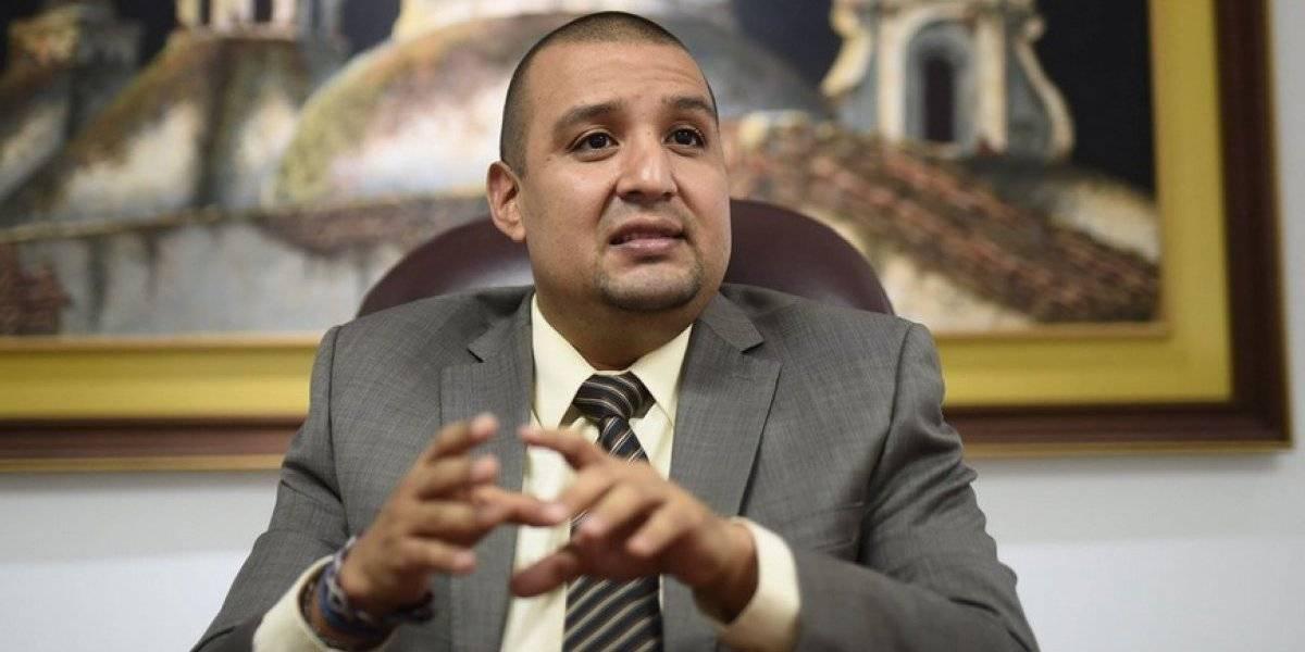 Juan Francisco Solórzano Foppa no podrá competir por la alcaldía de la capital