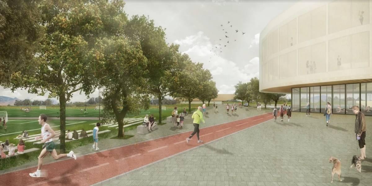 Así será el nuevo proyecto de la Universidad de Chile que promete darle una nueva cara a la Laguna Carén