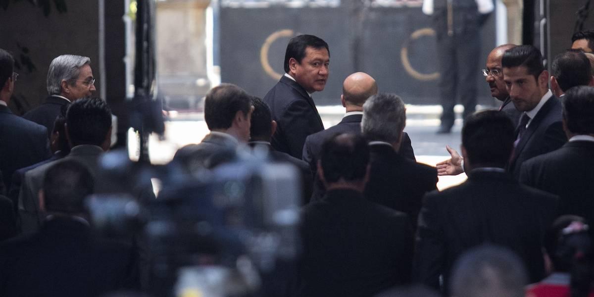 Osorio Chong se reúne con Peña Nieto; prevén su salida del gabinete