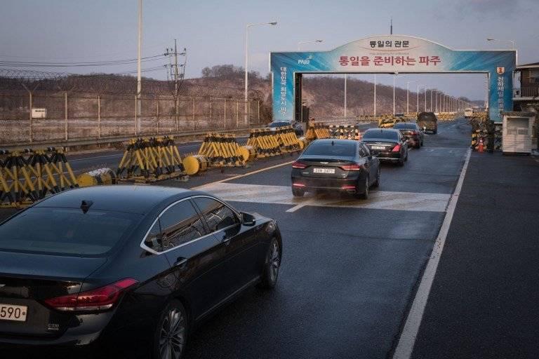 Comunicación entre las Coreas