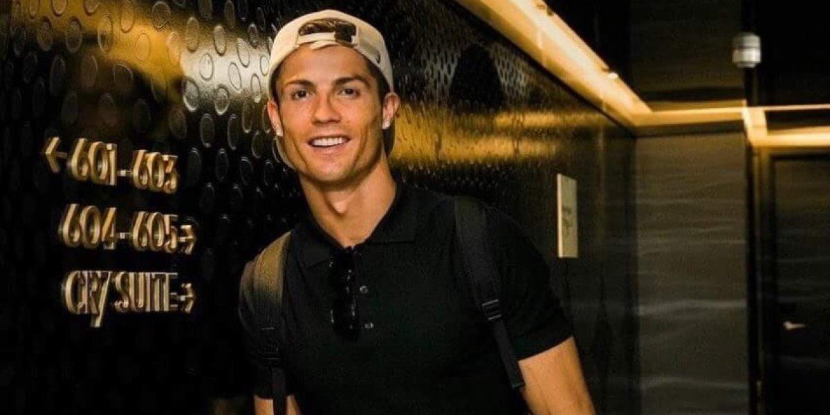 ¿Neymar en lugar de Cristiano Ronaldo?