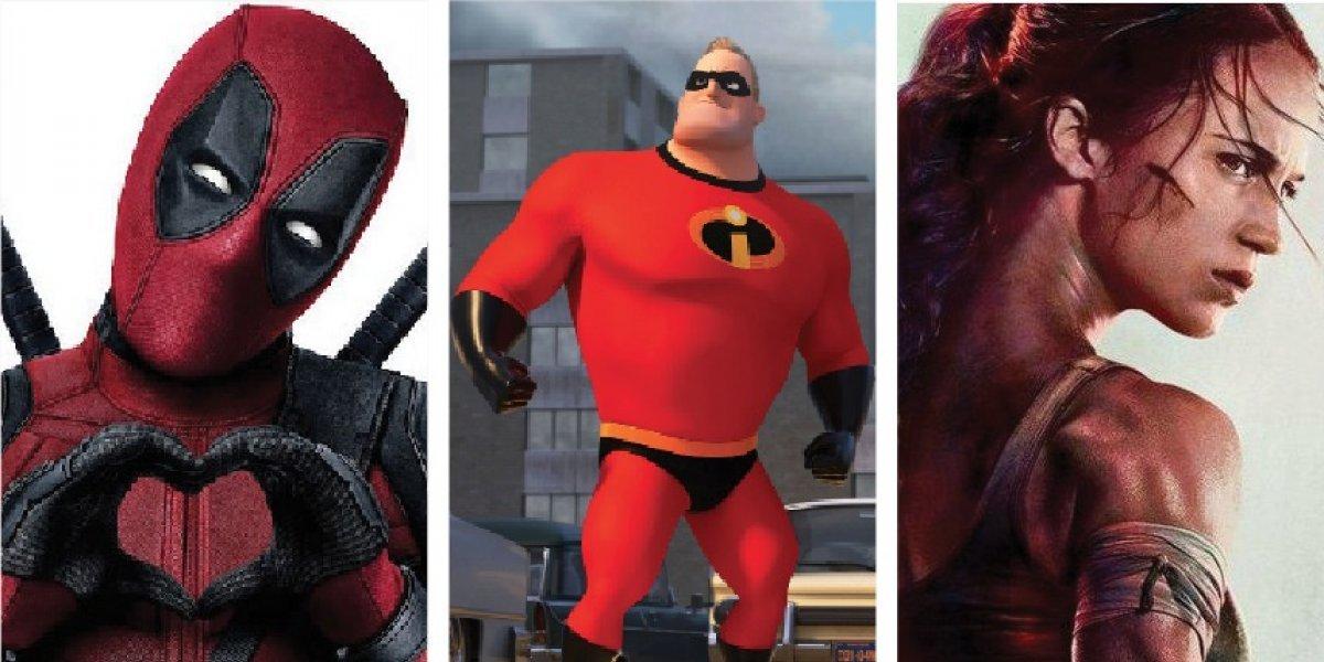 10 películas de superhéroes, videojuegos y fantasía que no puedes perderte en 2018