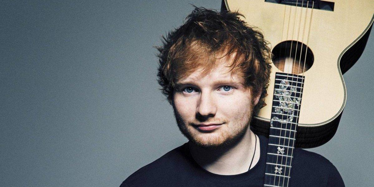 Sucesso no mundo da música, Ed Sheeran busca novas composições no filme Songwriter