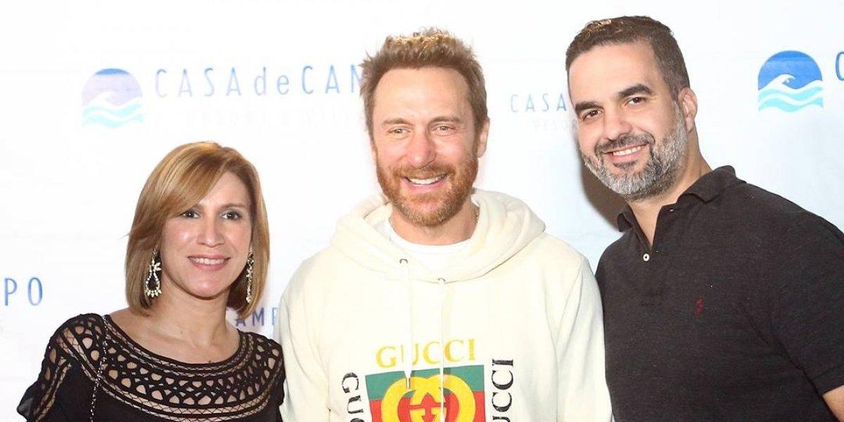 #TeVimosEn: Brugal XV estrena nueva imagen en fiesta de David Guetta