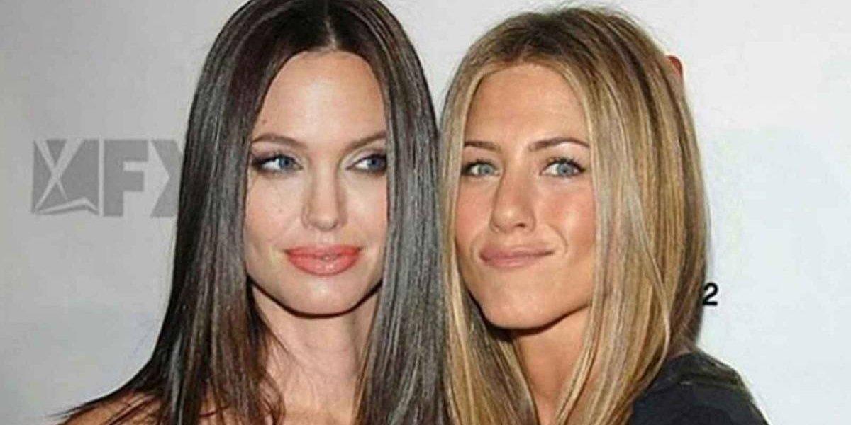 Internet descobre 'ignorada' de Angelina Jolie a Jennifer Aniston no Globo de Ouro; veja